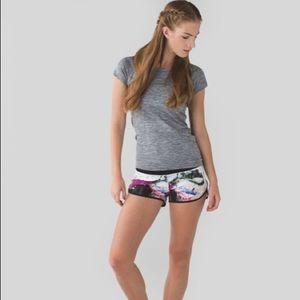 Lululemon Run: Speed Short *4 way stretch